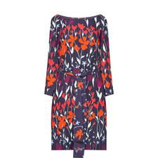 Goodrich Floral Long Sleeve Dress
