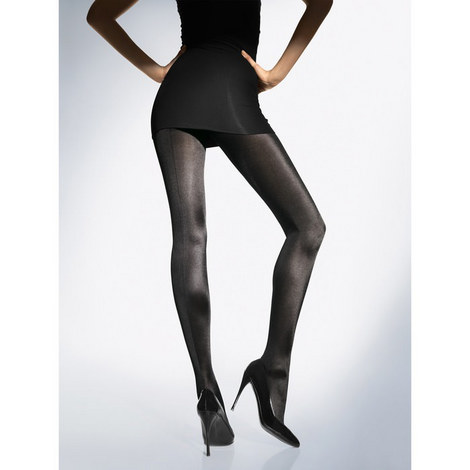 Satin De Luxe Tights, ${color}