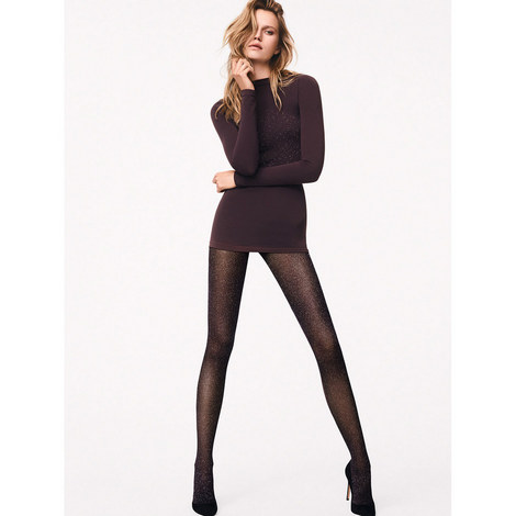 Lurex Sparkle Net Tights, ${color}