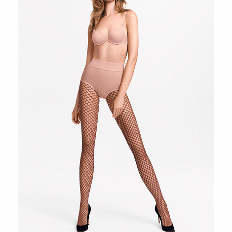 Tina Summer Netted Tights, ${color}