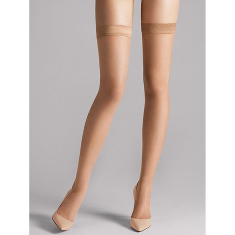 Naked 8 Stay-Up Stockings, ${color}
