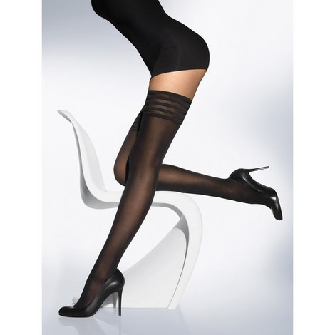 Velvet De Luxe Hold Ups 50 Denier, ${color}