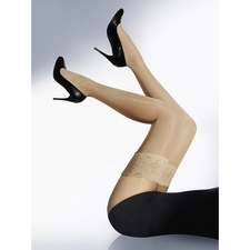 Satin Touch 20 Stay-Up Stockings