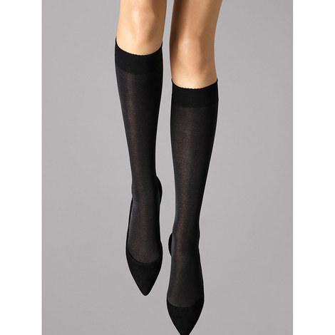 Velvet De Luxe 50 Knee Highs, ${color}