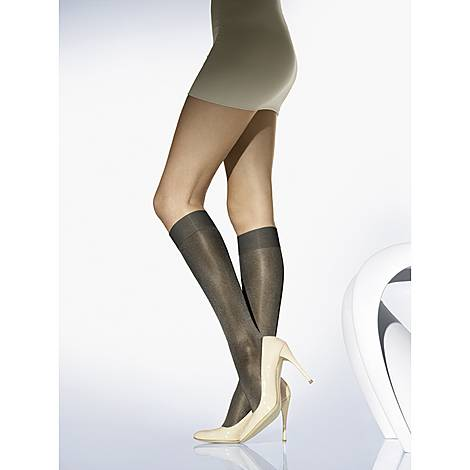 Satin Touch 20 Knee Highs, ${color}