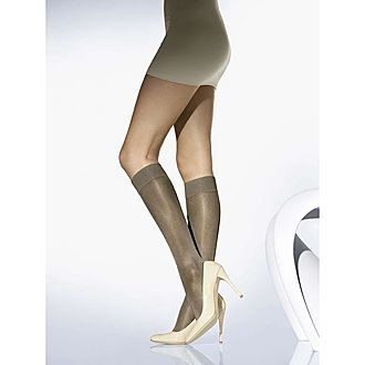 Satin Touch 20 Knee Highs