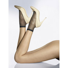 Satin Touch 20 Ankle Socks