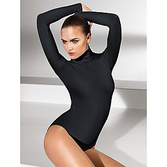 Colorado Polo Neck Bodysuit