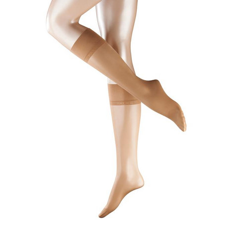 Seidenglatt '15' Knee Highs, ${color}