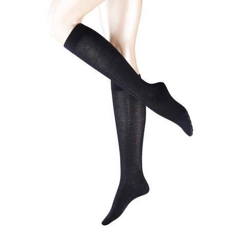 Sensitive London Knee High Socks, ${color}