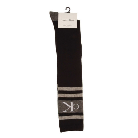 Icon Knee High Socks, ${color}