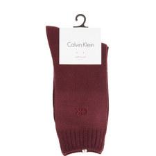 Alexis Crystal Ankle Socks