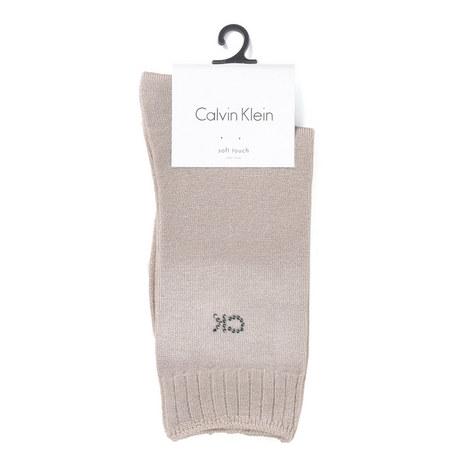 Allison Crystal Ankle Socks, ${color}