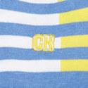 Striped Liner Socks, ${color}