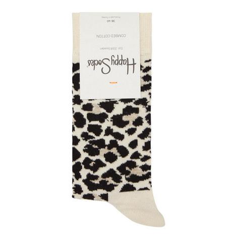 Leopard Socks, ${color}