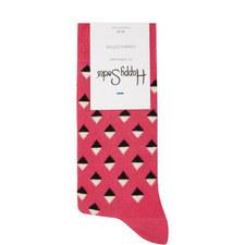 Mini Diamond Socks