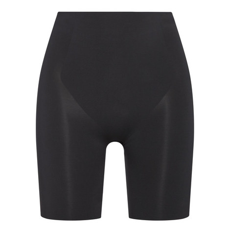 Thinstincts Mid-Thigh Shorts, ${color}