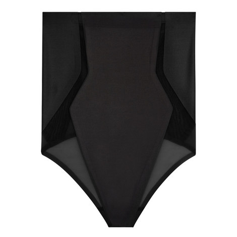 Haute High-Waisted Thong, ${color}