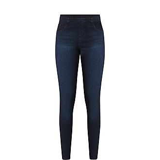 Ankle Jean-Ish Leggings