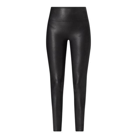 Faux Leather Leggings, ${color}