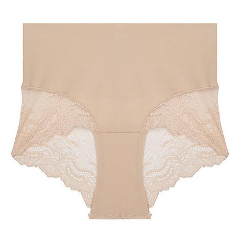 Undie-Tectable Lace Hi-Hipster Briefs, ${color}
