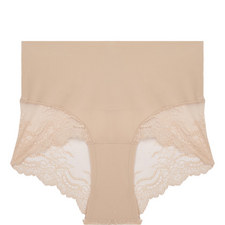 Undie-Tectable Lace Hi-Hipster Briefs