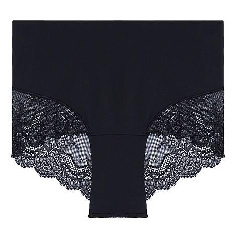 Undie-Tectable Lace Hi-Hipster Briefs, ${color}