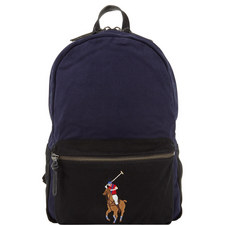 Pony Logo Backpack