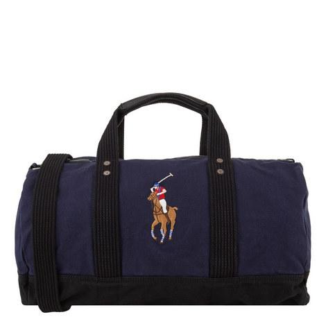 Pony Logo Weekend Bag, ${color}