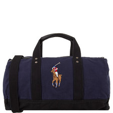 Pony Logo Weekend Bag