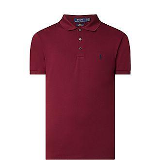 Slim Fit Piqué Polo Shirt