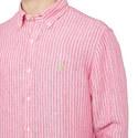 Stripe Button-Down Shirt, ${color}