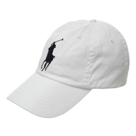 White Baseball Cap, ${color}