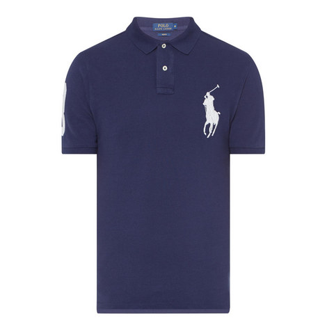 Embroidered Polo Shirt, ${color}