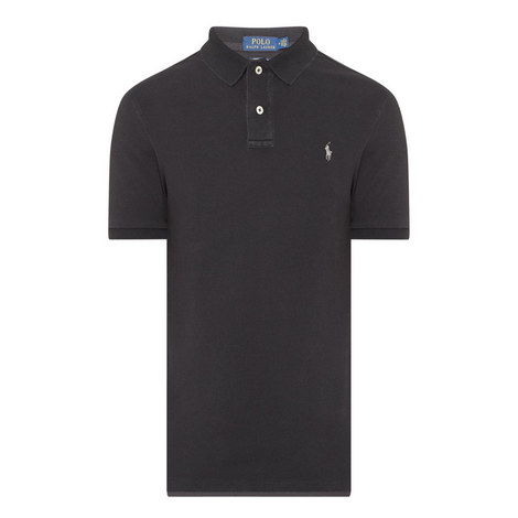 Custom Slim Fit Polo Shirt, ${color}