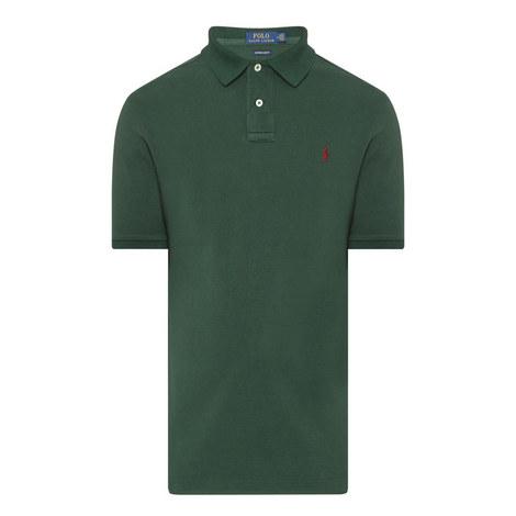 Custom Slim Fit Polo Shirt, ${color}