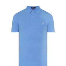 Slim Fit Piqué Polo Shirt