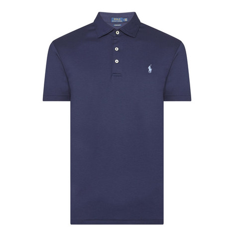 Slim Fit Polo Shirt, ${color}