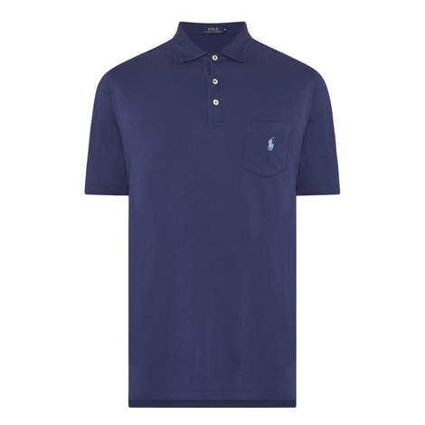 Custom Fit Jersey Polo Shirt, ${color}