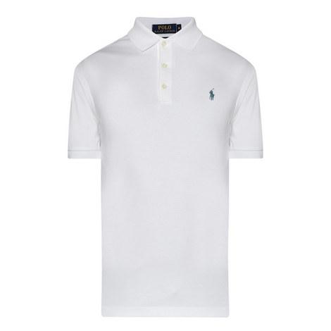 Pima Slim Fit Polo Shirt, ${color}