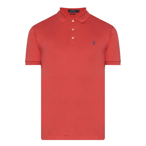 Pima Slim Fit Polo Shirt, ${color}