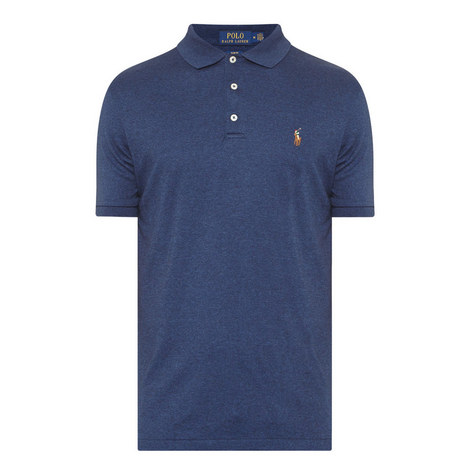 Pima Slim Fit Polo Shirt , ${color}
