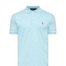Pima Cotton Slim Fit Polo Shirt