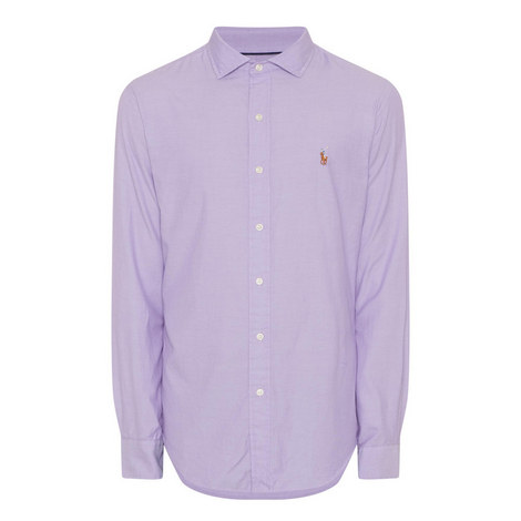 Slim Fit Oxford Shirt , ${color}