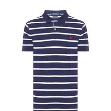 Newport Striped Polo Shirt