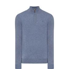 Half-Zip Sweater