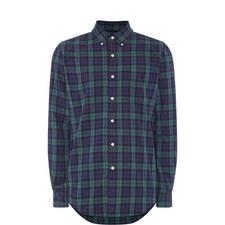 Tartan Oxford Shirt