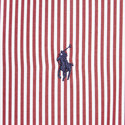 Striped Poplin Shirt, ${color}