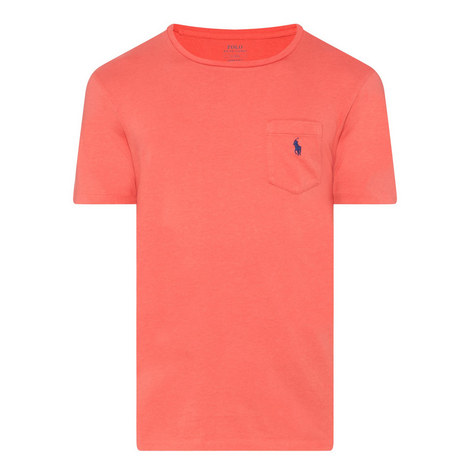 Crew Neck T-Shirt , ${color}