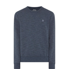 Heather Crew Neck Sweater